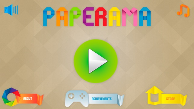 ‎Paperama Screenshot