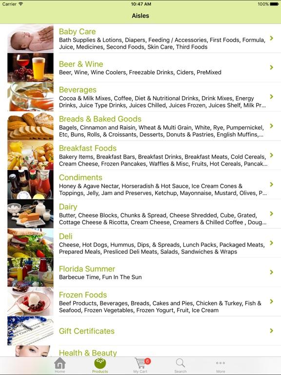 screenshot 3 for garden grocer - Garden Grocer