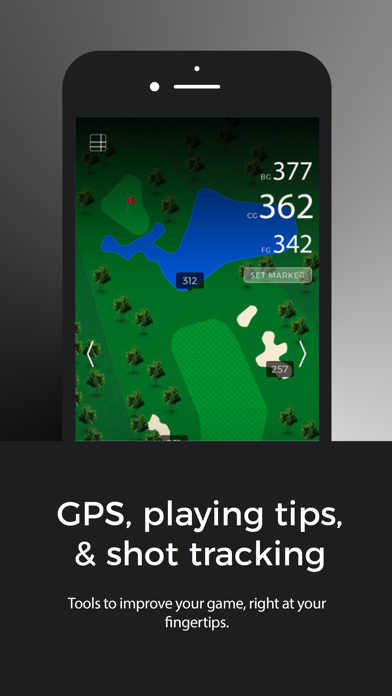 Coppertop Golf Club screenshot 2
