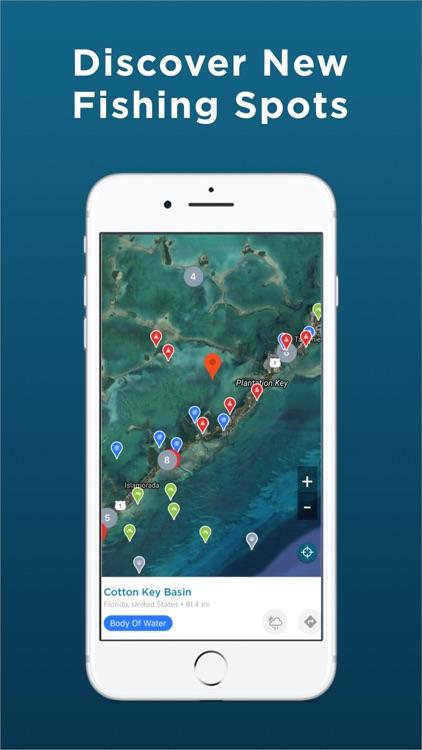 FishAngler - Fishing App screenshot-0