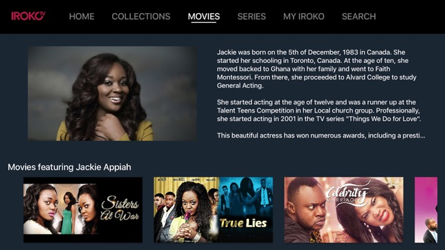 IROKOtv on the App Store