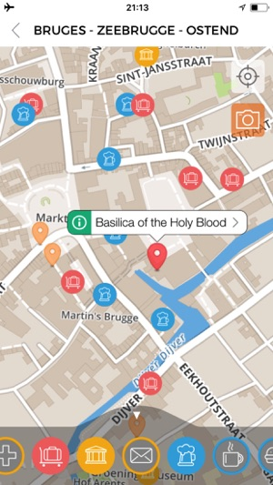 Bruges Travel Guide Offline on the App Store