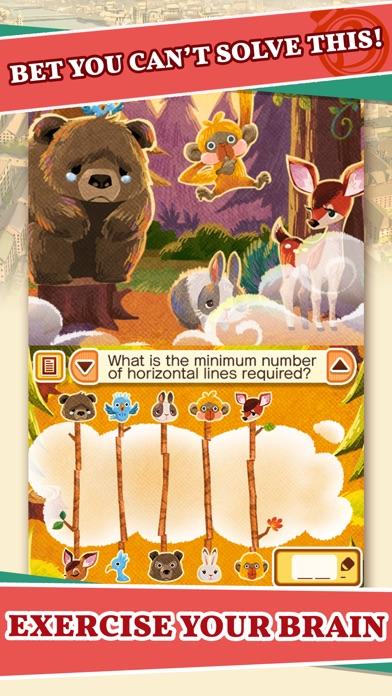 Screenshot #10 for Layton's Mystery Journey