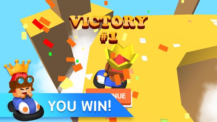 Bumper Kart.io: Crash and Bomb screenshot-3
