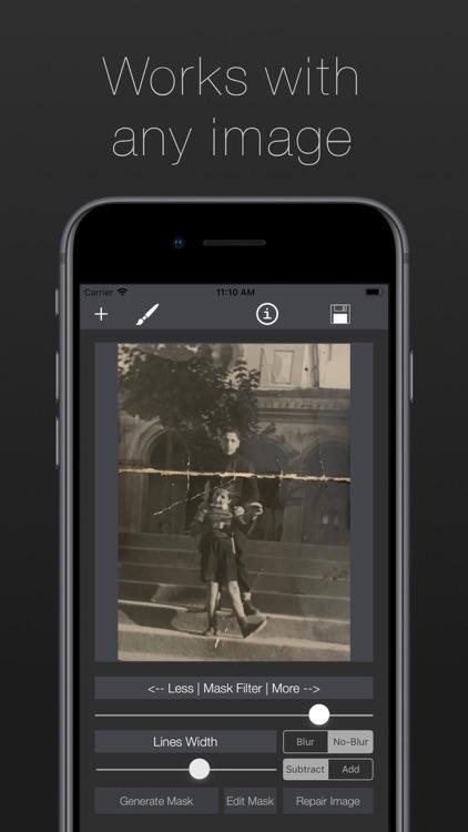 Damaged Photo Restore & Repair screenshot-4