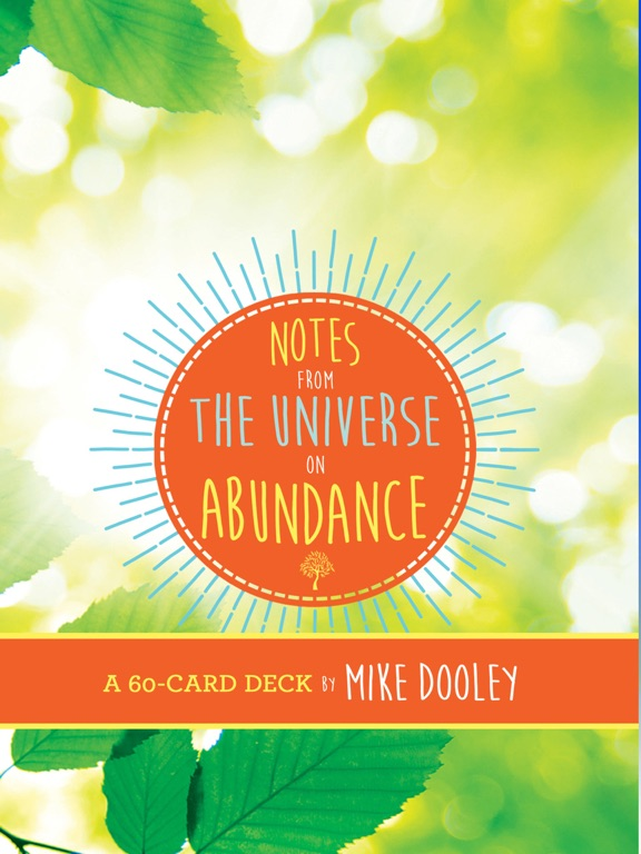 Notes From Universe Abundance screenshot 6
