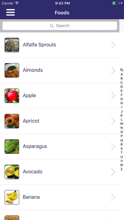 Healing Foods screenshot-1
