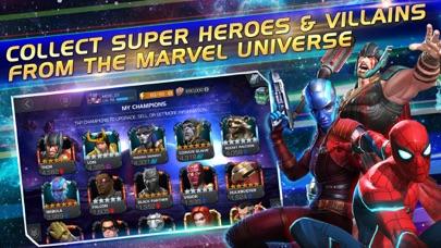 Screenshot of MARVEL Contest of Champions App