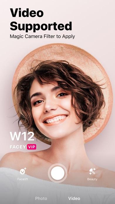 Facey: Face Editor, Makeup Cam for Windows