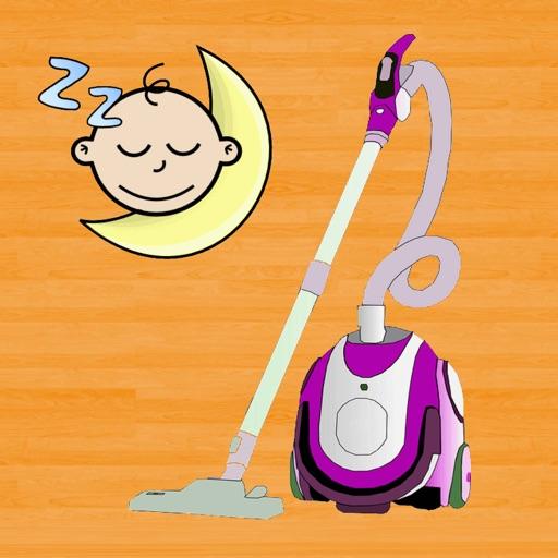 Vacuum Cleaner For Baby Sleep iOS App