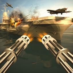 Navy Gunner Combat Shooting 3D