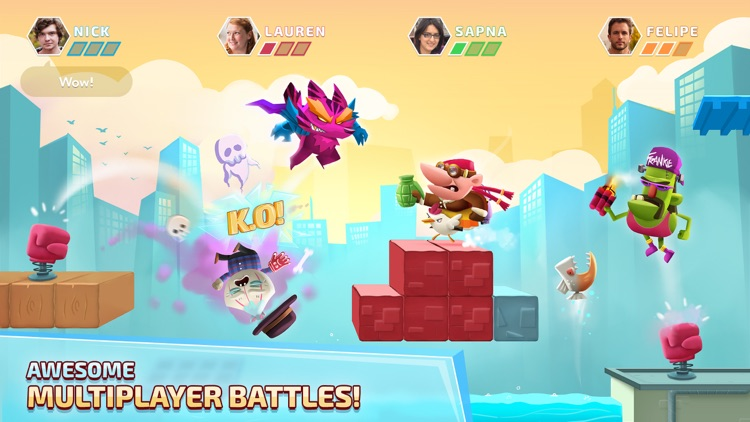 Super Jump League screenshot-0
