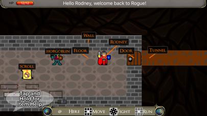 Rogue screenshot two