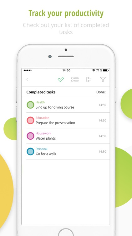 To Round: visual to-do list screenshot-3
