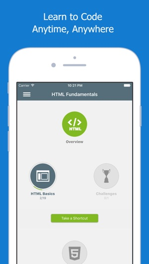 Learn HTML on the App Store