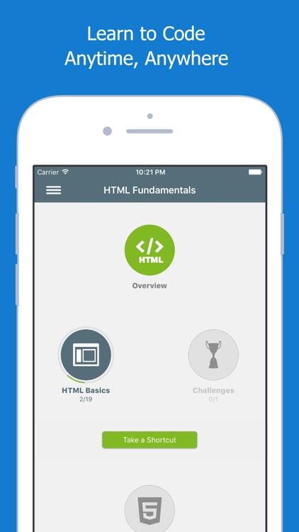 Learn HTML screenshot-0