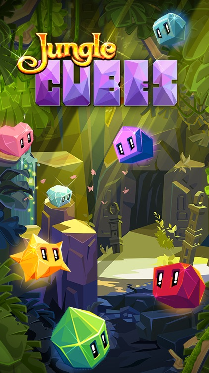 Jungle Cubes screenshot-4