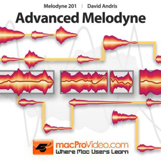 MPV Advanced 201 For Melodyne