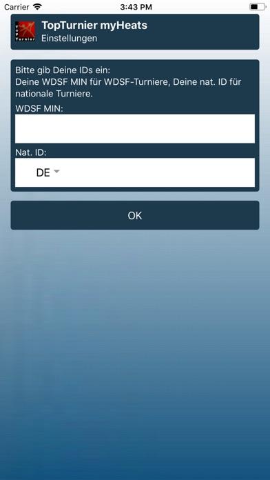 Screenshot for TopTurnier myHeats in Germany App Store