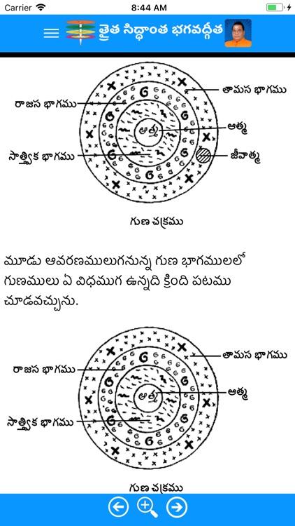Bhagavadgeetha (Telugu) screenshot-3