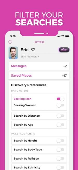 Picke dating app reviews
