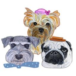 DogMoji Sticker For Dog Lovers