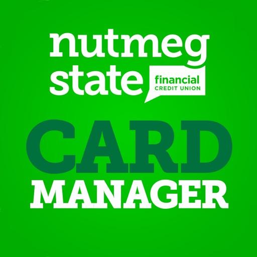Nutmeg State FCU Card Manager