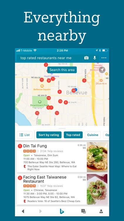 Bing Search screenshot-3