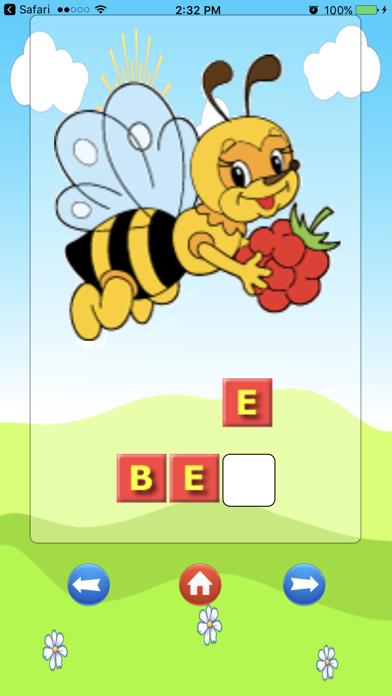 Spelling Bug screenshot one