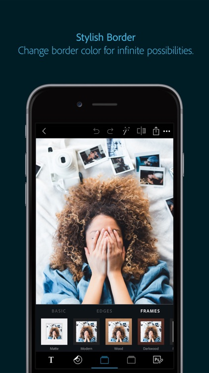 Adobe Photoshop Express screenshot-6