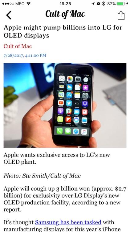 iGeeky - Gadget News and Tech Updates screenshot-4