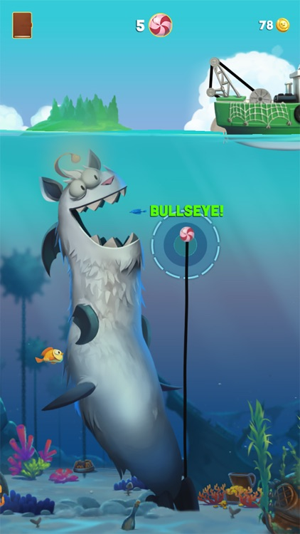 Monster Fishing Legends screenshot-0