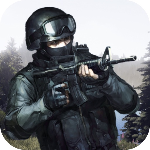 SWAT Attack Terrorists icon