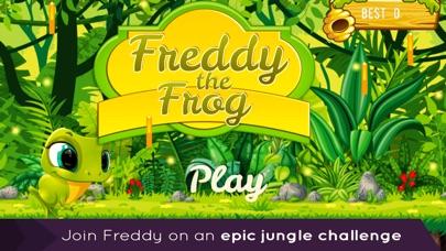 Freddy the Frog screenshot 1