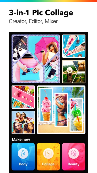 Photo Collage - Collageable Screenshot