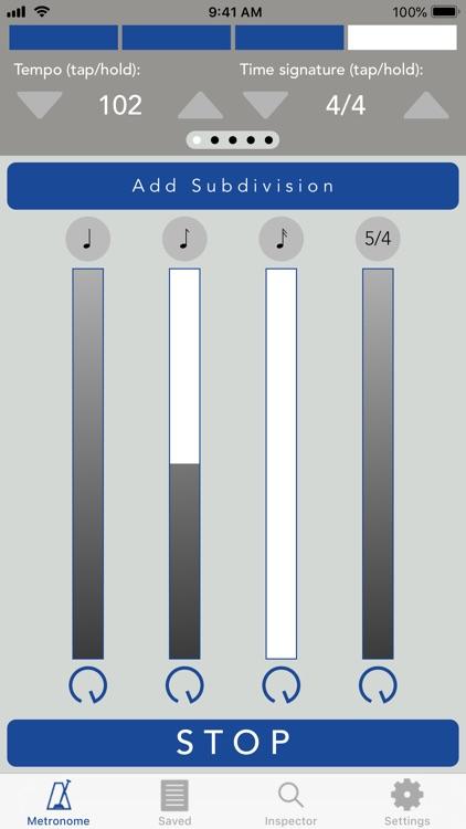 Metronomics Metronome