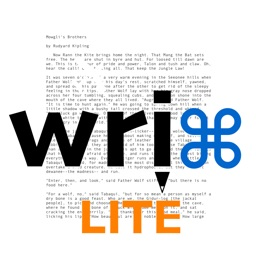 FioWriter Lite - Productive text editor for iPhone & iPad with command keys and cloud sync