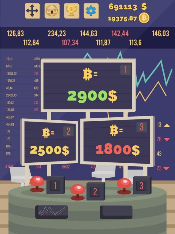 Bitcoin mining: life simulator-ipad-1