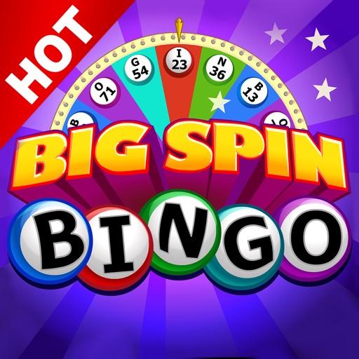 Big Spin Bingo|Best Bingo Game iOS App