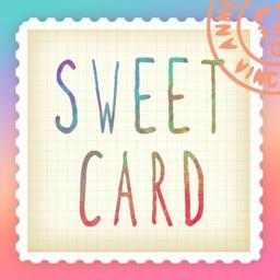 SweetCard年賀状2019
