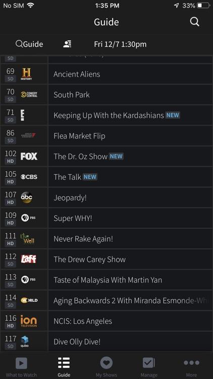 TiVo screenshot-6