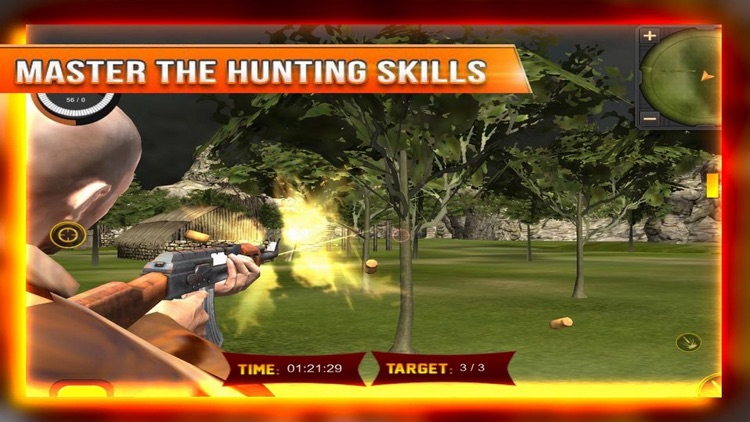 Wild Dino Shooting 3D