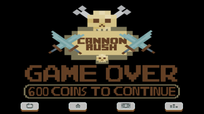 Cannon Rush! app image
