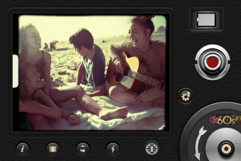 8mm Vintage Camera screenshot 1