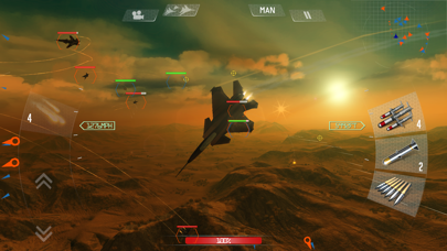 Screenshot from Sky Gamblers Air Supremacy