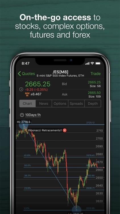 thinkorswim Mobile screenshot-0