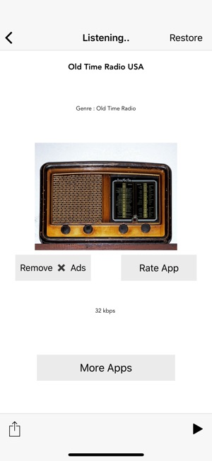 Old Time Radio 24 on the App Store