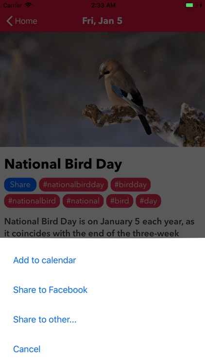 National Calendar App screenshot-3