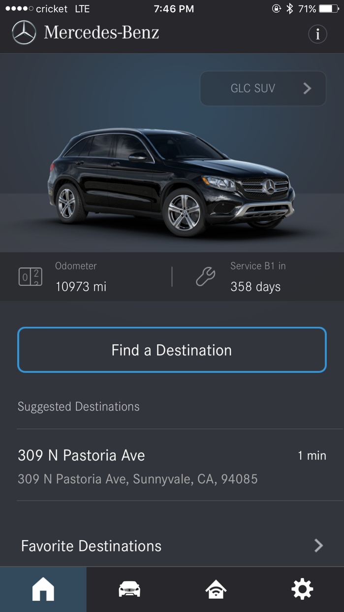 Mercedes-Benz Companion Screenshot