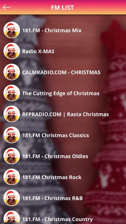 Christmas FM Radio Live